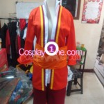 Monkey D Luffy (One Piece) Cosplay Costume front prog