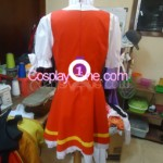 Sakura from Card Captor Sakura Cosplay Costume back prog