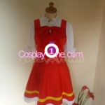 Sakura from Card Captor Sakura Cosplay Costume front