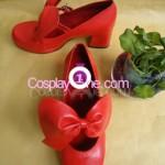 Sakura from Card Captor Sakura shoes Cosplay Costume