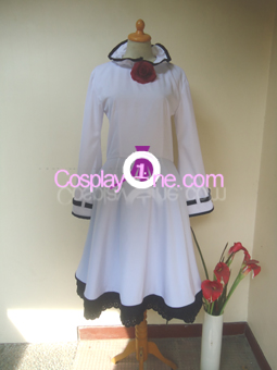 Shia from Pita Ten Cosplay Costume R front