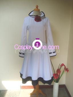Shia from Pita Ten Cosplay Costume R front