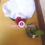 Shia from Pita Ten hat Cosplay Costume