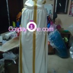 Shiroe from Log Harizon 2 Cosplay Costume back prog