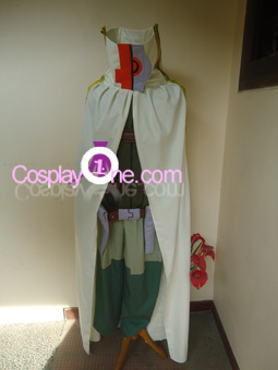 Shiroe from Log Horizon 2 Cosplay Costume front