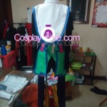 Star Oceans Reimi Cosplay Costume back prog