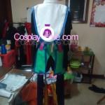Star Oceans Reimi Cosplay Costume back prog