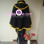 Gerome (from fire emblem awakening) cosplay costume back