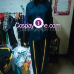 Gerome (from fire emblem awakening) cosplay costume front in prog