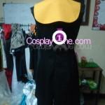 Nonon Jakuzure Cosplay Costume back prog