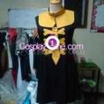 Nonon Jakuzure Cosplay Costume front prog