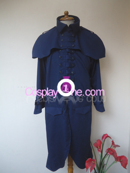 Custom Coat front Cosplay Costume