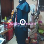 Custom Coat side prog Cosplay Costume