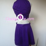 Ino Yamanaka from Naruto Cosplay Costume back