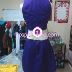 Ino Yamanaka from Naruto Cosplay Costume back prog
