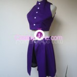 Ino Yamanaka from Naruto Cosplay Costume side