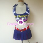 Juliet starling Cosplay Costume front R6