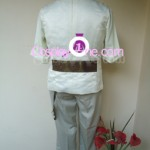 Lester Derosso Cosplay Costume back in