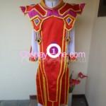 Prophet Velen Cosplay Costume front