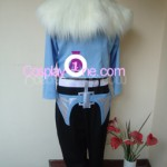 Ringabel Cosplay Costume back