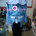 Ringabel Cosplay Costume back prog
