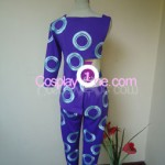 Melone costume from Jojos Buzarre Adventure Cosplay Costume back R