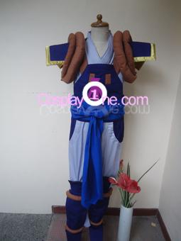 Shockblade Zed Cosplay Costume front