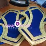 Shockblade Zed Cosplay Costume hand shield prog