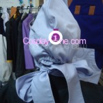 Shockblade Zed Cosplay Costume mask back prog