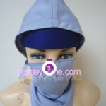 Shockblade Zed Cosplay Costume mask front