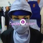 Shockblade Zed Cosplay Costume mask front prog
