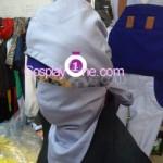 Shockblade Zed Cosplay Costume mask side prog