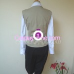 Tyrant Valvatorez Cosplay Costume back in