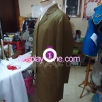 Army Girl Cosplay Costume side prog