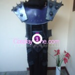 Death Knight Cosplay Costume back