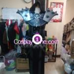 Death Knight Cosplay Costume front prog