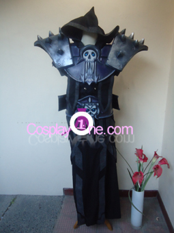 Death Knight Cosplay Costume front