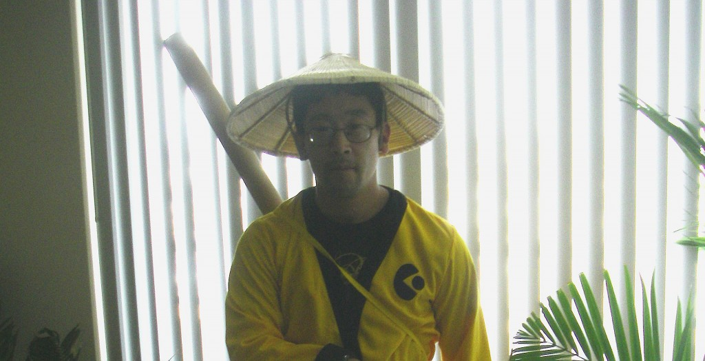 Client Photos from Karate Bryon Yamada Cosplay Costume
