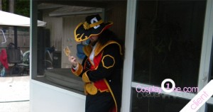 League Of Legend Cosplay Costume