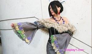 Lulu Costume FFX