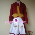 Alice from Madness Returns Video Game Cosplay Costume front