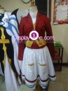 Alice from Madness Returns Video Game Cosplay Costume front prog