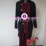 Asami Sato from Avatar Cosplay Costume front