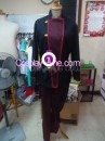 Asami Sato from Avatar Cosplay Costume front prog