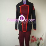 Asami Sato 2 from Avatar Cosplay Costume front