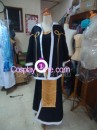 Gravekeeper's Descendant from Anime Cosplay Costume front prog