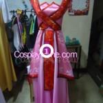 Natalie Cosplay Costume front prog
