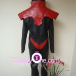Cyclops from Marvel Comics Cosplay Costume back