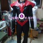 Cyclops from Marvel Comics Cosplay Costume front prog