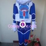 Sheik 2 from The Legend Of Zelda Ocarina of Time Cosplay Costume front